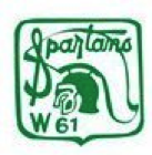 Canoga Park High School W61 Patch
