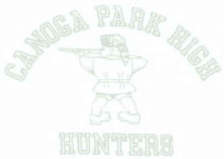 Canoga Park High School Hunter Logo 86